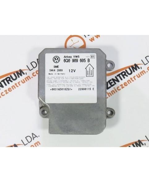 Airbag Module - 6Q0909605B