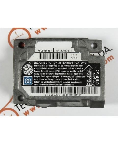 Centralita Airbags - 60655033