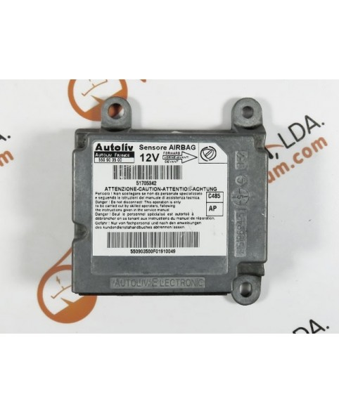 Centralita Airbags - 51705342