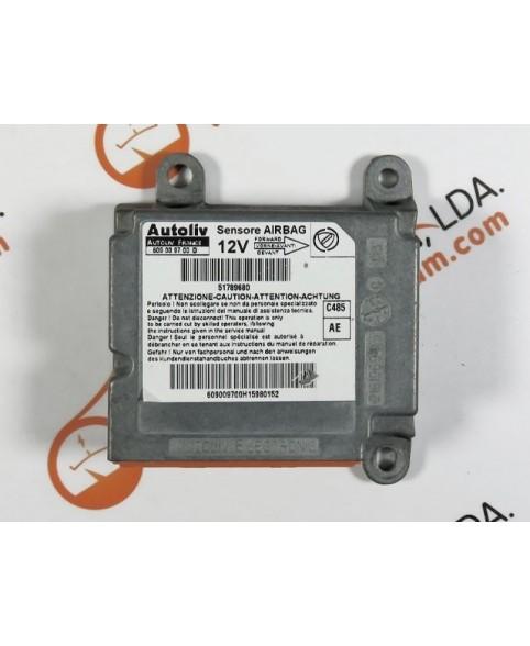 Centralita Airbags - 51789680