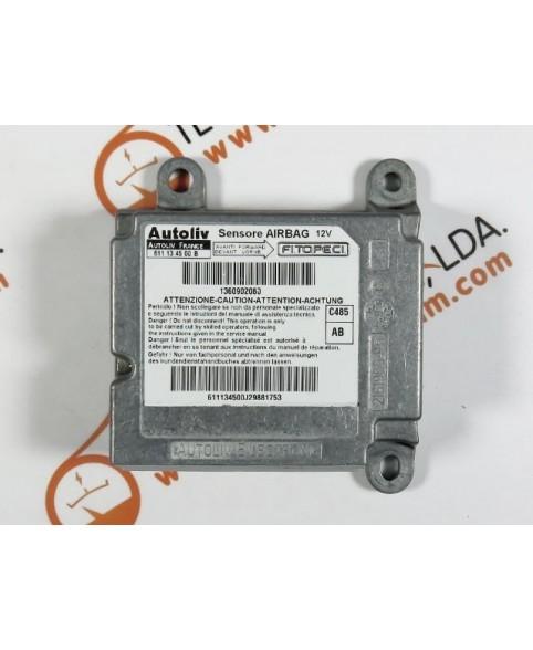 Centralina de Airbags - 1360902080
