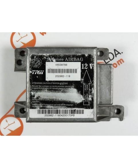 Centralina de Airbags - 46538798