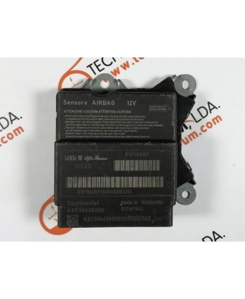 Centralita Airbags - 51918659