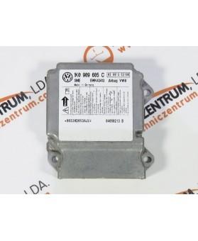 Centralina de Airbags - 1K0909605C