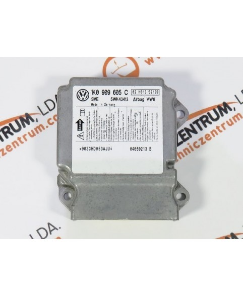Airbag Module - 1K0909605C