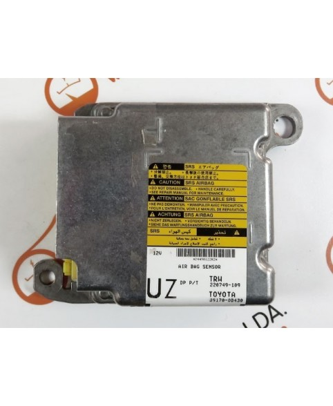 Centralina de Airbags - 891700D430