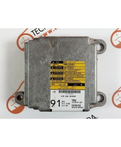 Centralita Airbags - 891700F032