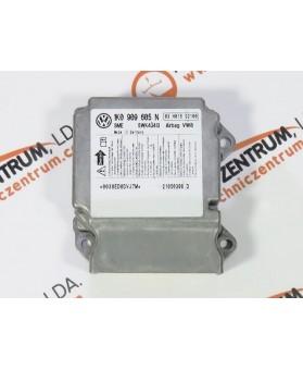 Centralita Airbags - 1K0909605N