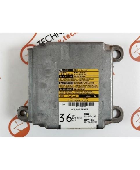 Centralina de Airbags - 8917002280