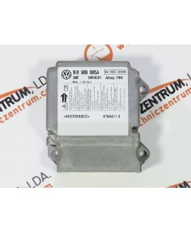 Centralita Airbags - 1K0909605A
