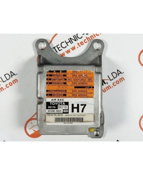 Centralina de Airbags - 891700K110