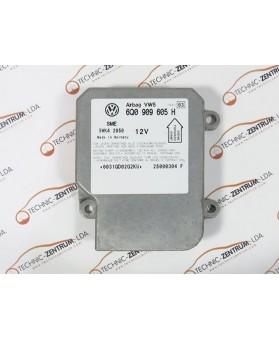 Airbag Module - 6Q0909605H