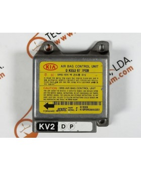 Centralita Airbags - 0K553677F0B