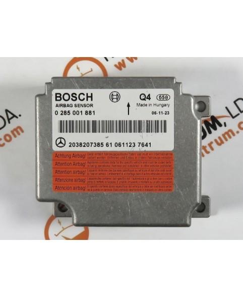 Centralita Airbags - 203820738561