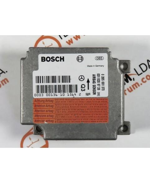 Airbag Module - 0018209726