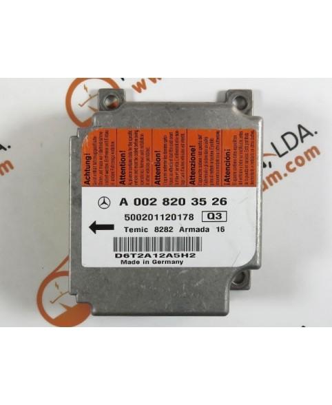 Centralita Airbags - A0028203526