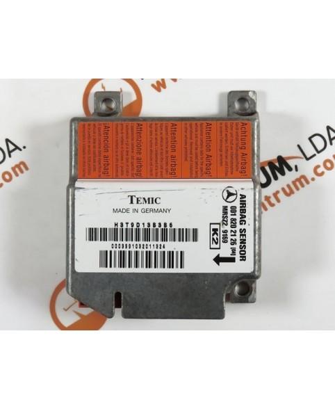 Centralita Airbags - 0018202126