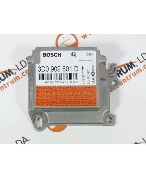 Module - Boitier - Airbag - 3D0909601D