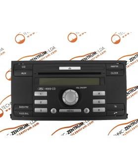 Car Radio - 6S6118C815AG