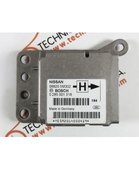 Centralita Airbags - 988205M302