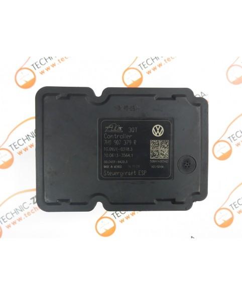 ABS VW T5 7H0907379R 7H0614517B 10021201414 10092603183 DE-EXPRESS