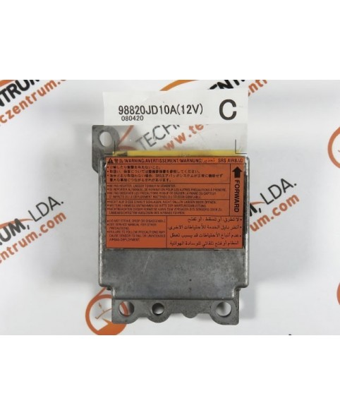 Centralita Airbags - 98820JD10A