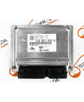Suspension - ECU - 7L6907553B