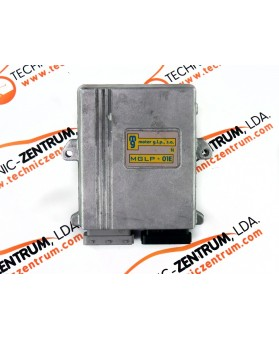 Centralita GPL - AEB2001NC