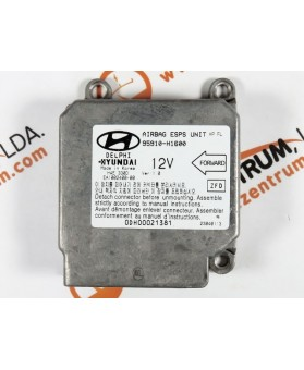 Centralita Airbags - 95910H1600