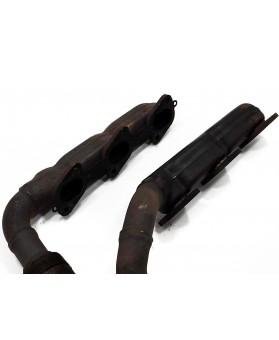 Exhaust manifold - A6421420002 / A6421420102