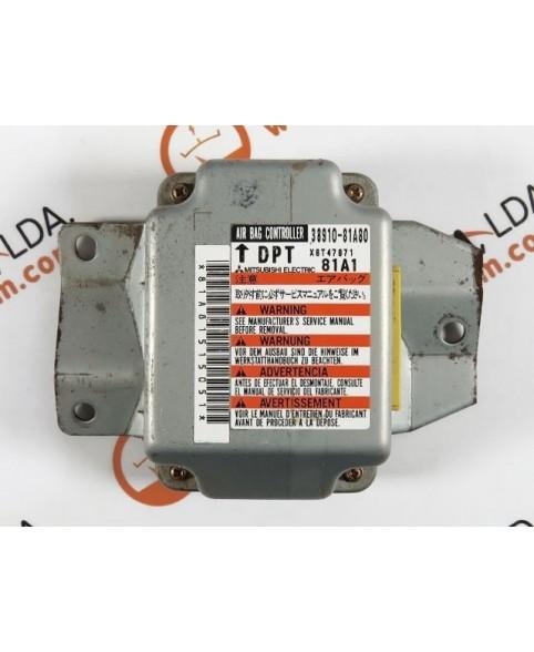 Centralina de Airbags - 3891081A80
