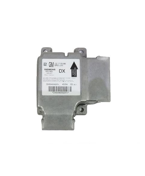 Module - Boitier - Airbag - 13170589DX