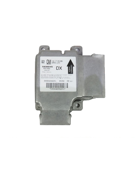 Centralina de Airbags - 13170589DX