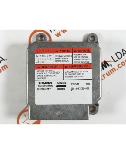 Airbag Module - 3891083E02000