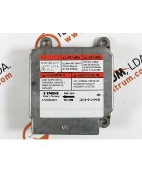 Module - Boitier - Airbag - 3891054G40000