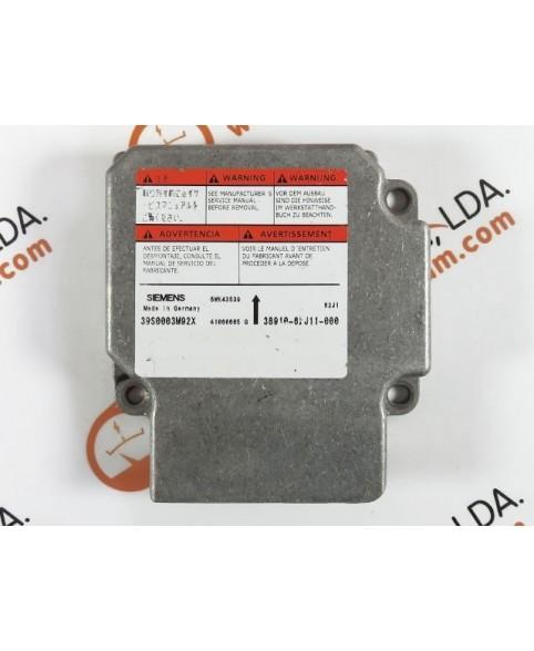 Centralita Airbags - 3891062J11000