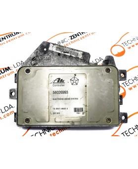 Centralina ABS - ESP - 56026993