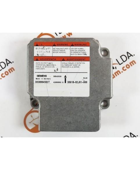 Centralina de Airbags - 3891062J01000
