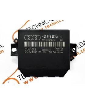 Mód. Sensores de Estac.  - 4E0919283A