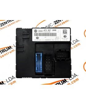 Mód. Controlo Conforto - 4F0907289E