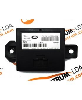 Mód. Sensores de Estac. - DX2314F681AG