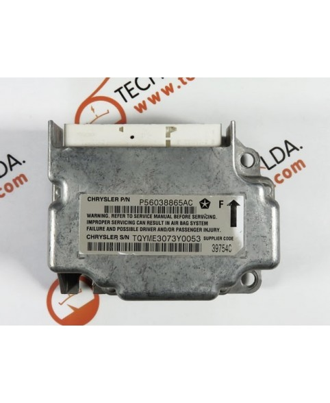 Centralita Airbags - P56038865AC