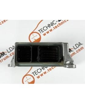 Centralita Airbags - 1X4A14B321CD