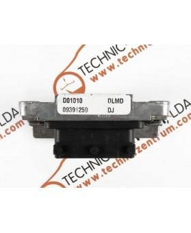 Module - Boitier ECU Opel Astra G, Corsa C, Combo 1.7DTI 8972333707, 89723-33707, 09391259, 09 391 259, DLMD DJ