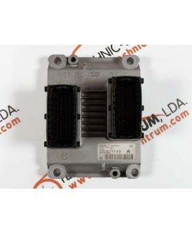 Centralita de Motor ECU Fiat Punto 1.2 00468221160, 004 6822 1160, 0261206982, 0 261 206 982, 261 206 982, 26SA7615