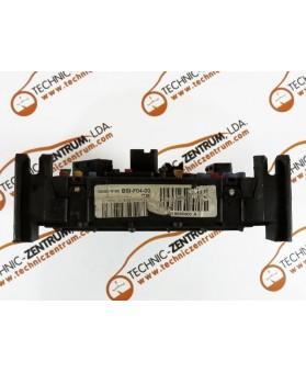BSI - Fuse Box Peugeot 1007  9659579180, 96 595 791 80, S118085400A, S118085400 A, F04-00 CP