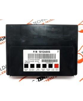 Mód. Body Control - 15926005