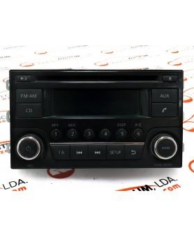 Auto-Rádio - 28185BH30D