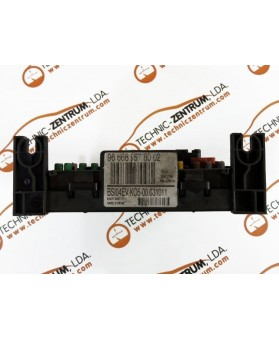 BSI - Fuse Box Peugeot 307  966689578002, 96 668 957 80 02, HARD2124568, Boot2097777