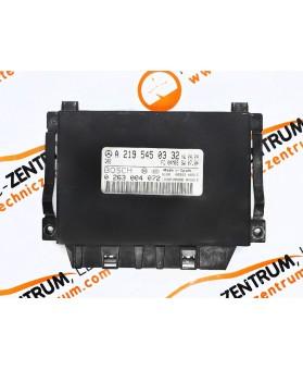 Mód. Sensores de Estac. - A2195450332